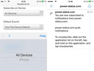 Pushover App Download