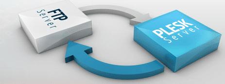 Plesk - FTP-Backup-Speicherplatz
