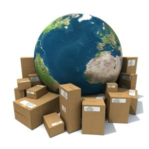 Erde Pakete
