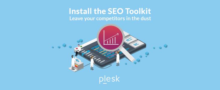 Das Plesk SEO Toolkit für Server – Suchmaschinenoptimierung leicht gemacht!