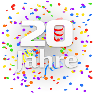 20 Jahre