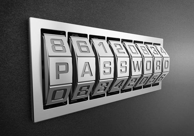 Merkmale für ein sicheres Passwort