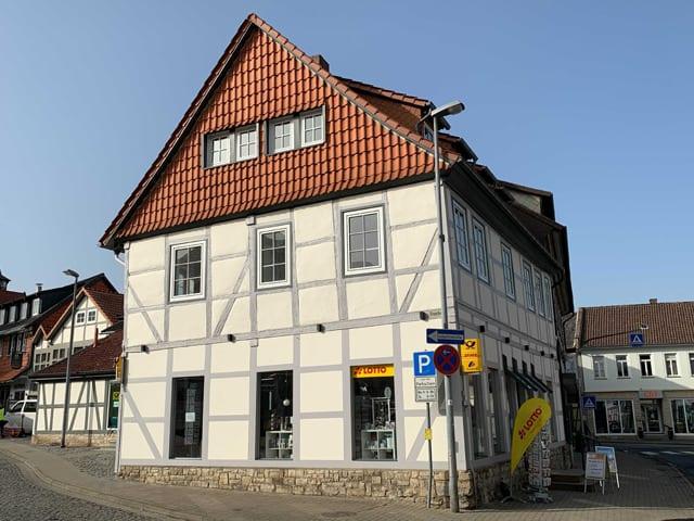 Büro Bad Gandersheim Außenansicht