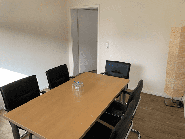 Büro Bad Gandersheim Besprechungsraum
