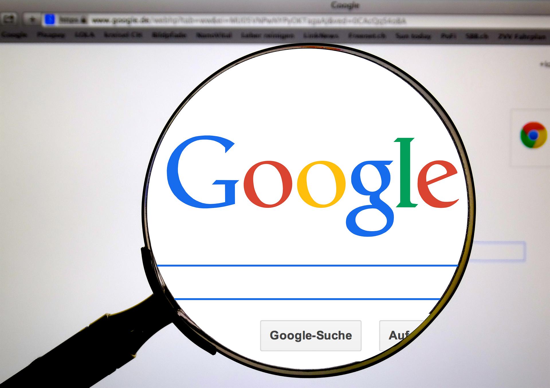 Wie optimiere ich meine Webseite für Google auf meine Keywords?